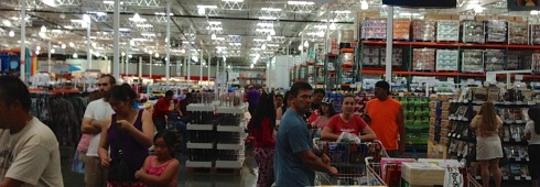Costco or Disneyland?